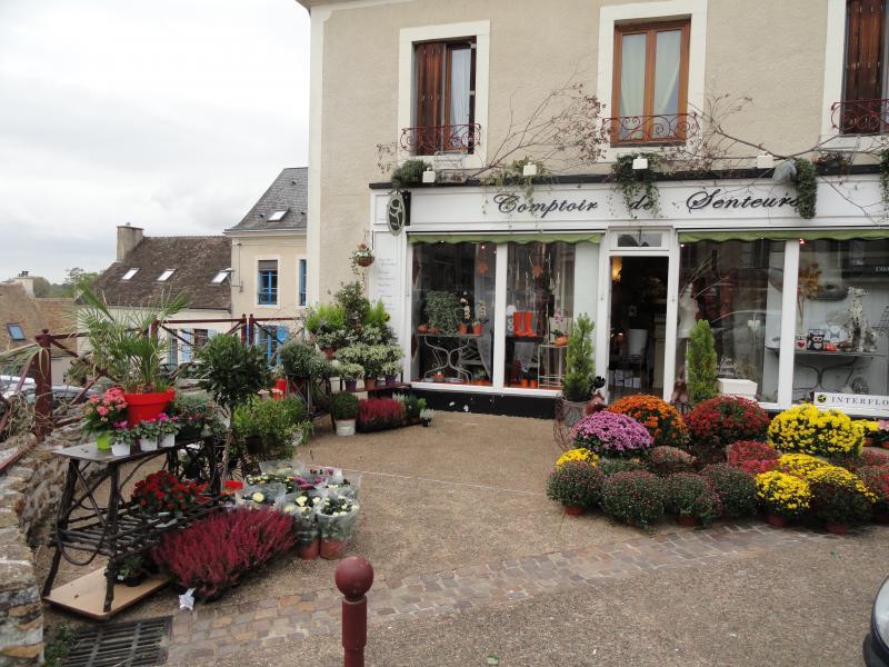 La boutique Comptoir de Senteurs à Montfort le Gesnois (Sarthe)