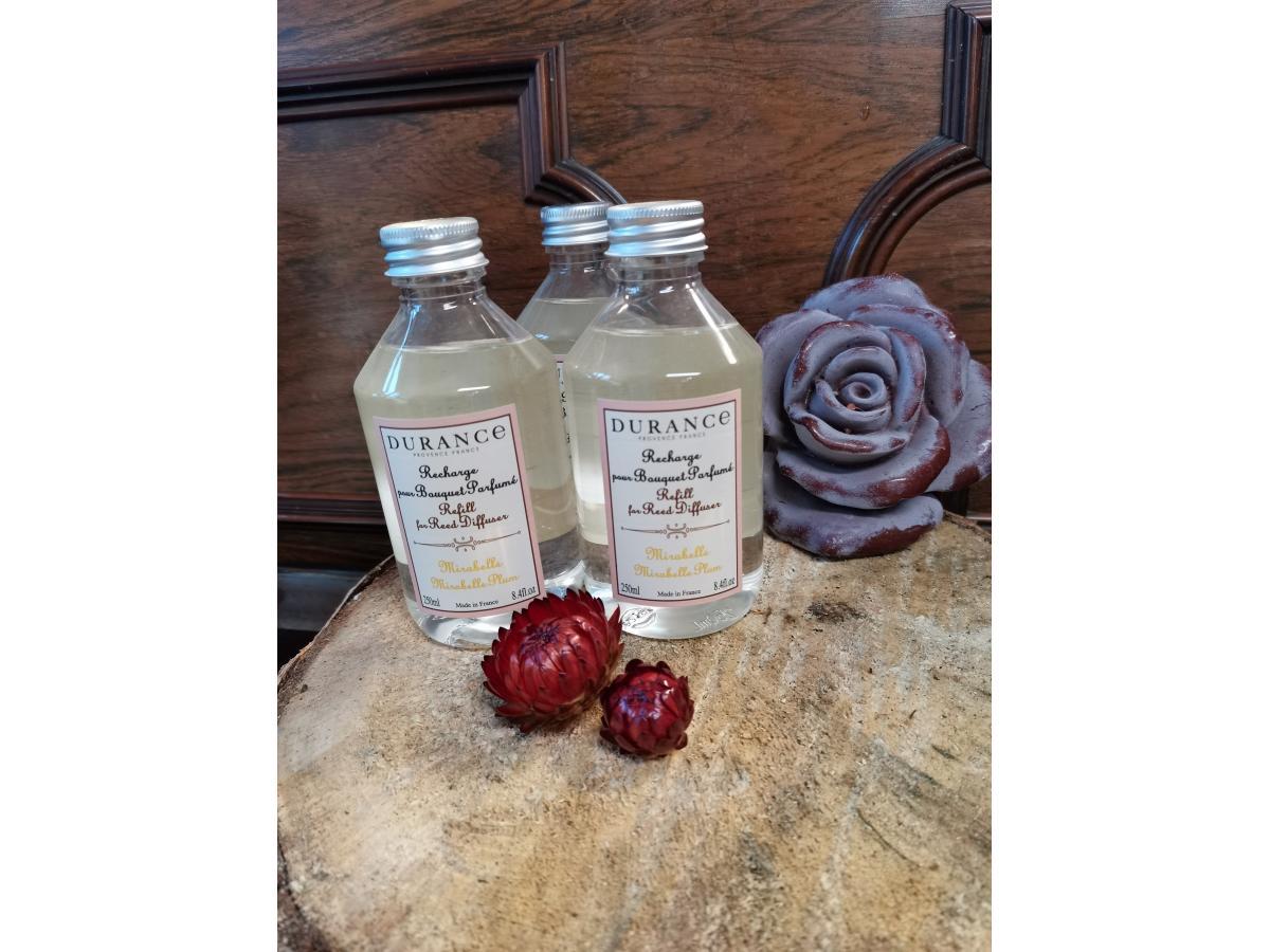 Recharge pour bouquets parfumés DURANCE 250 ML